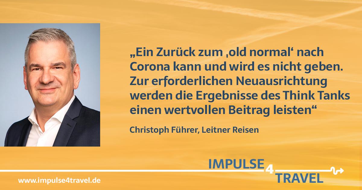 Christoph Führer #impulse4travel Manifest