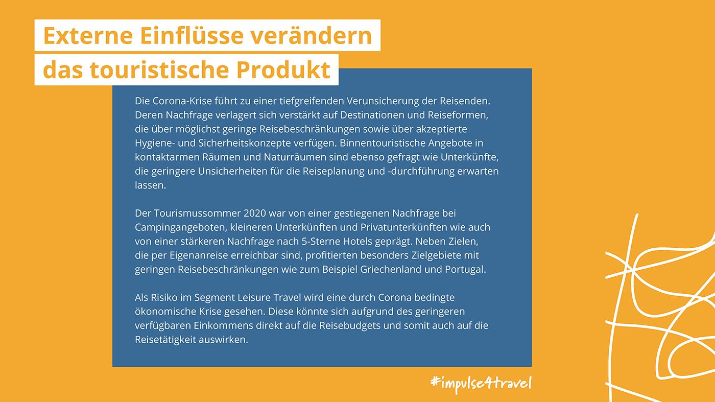 Das impulse4travel Manifest